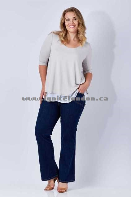 Womens Belle bird Belle Forgive Everything Bootleg Jeans Denim - Plain Colour, Stretch Online Store