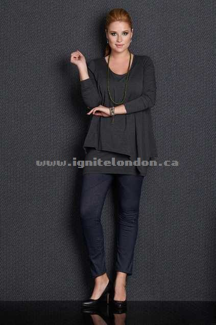 Womens Belle bird Belle Forgiver Tunic Black - Plain Colour, Stretch Best