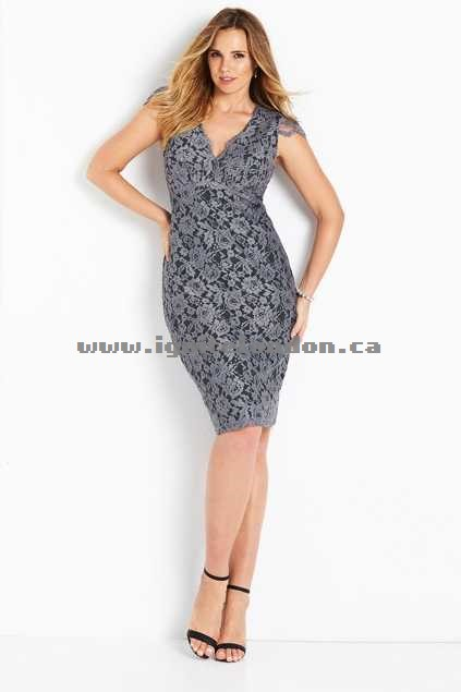 Womens Belle bird Belle Lace Cocktail Dress Agean - Lace 100% Quality Guarantee