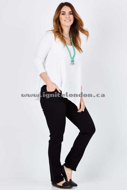 Womens Belle bird Belle Pull On Jean Black - Online Sale