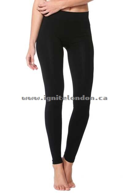 Womens Betty Basics Betty Full Length Legging Black - Plain Colour, Stretch Discounted