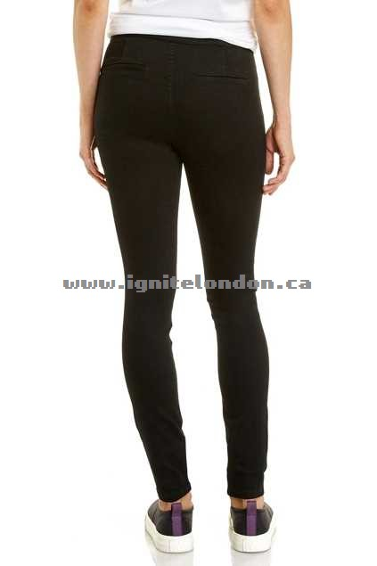 Womens JAG Kate Perfect Skinny Jean Black - Plain Colour, Stretch Cheap