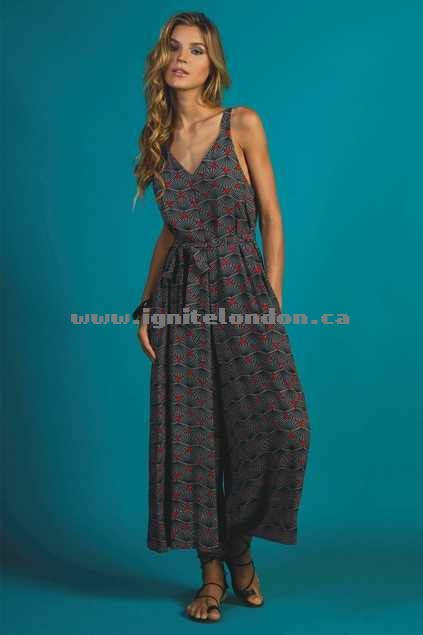 Womens Totem Sinay Jumpsuit AntibesRe - Prints Outlet