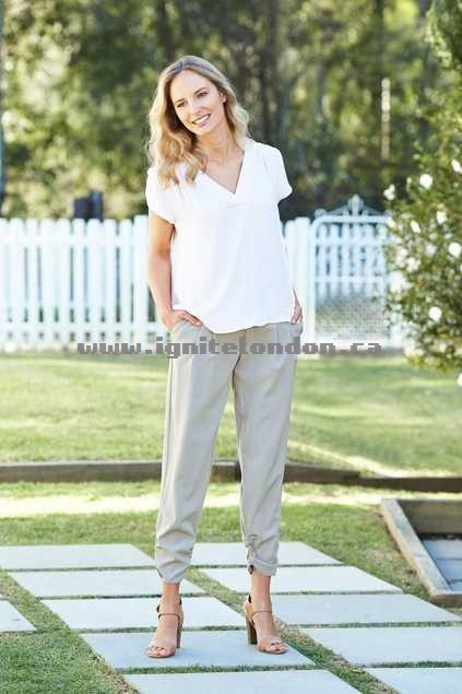 Womens bird keepers The Best Seller Pant Grey - Plain Colour Buying New