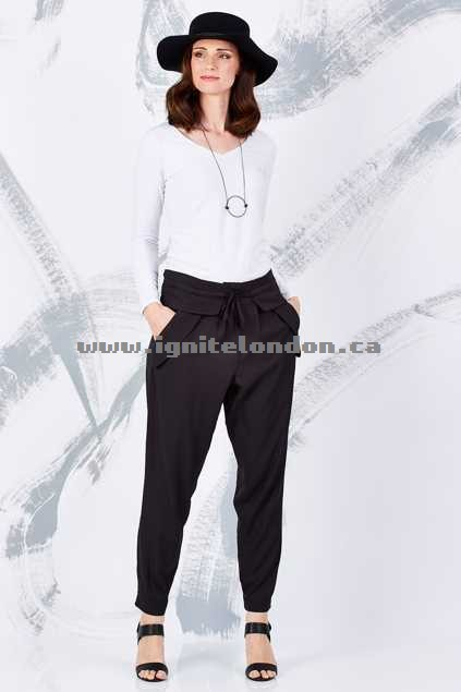 Womens bird keepers by design The Ultimate Work Pant Black - Plain Colour Official Website